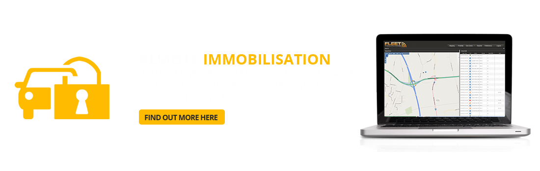 Remote Vehicle Immobilisation